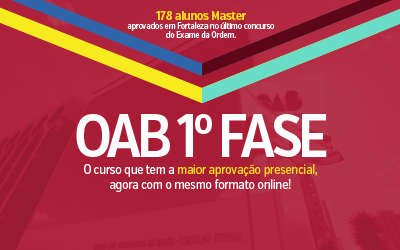 OAB - Primeira Fase (On-line)